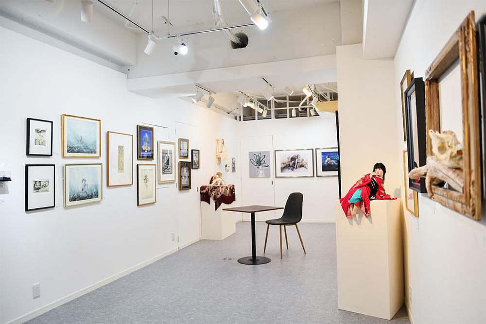 SPAN ART GALLRY 移転オープン記念展 「NEXT」