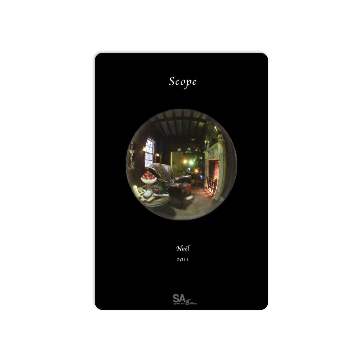 桑原弘明 Scope ポストカードセット2011