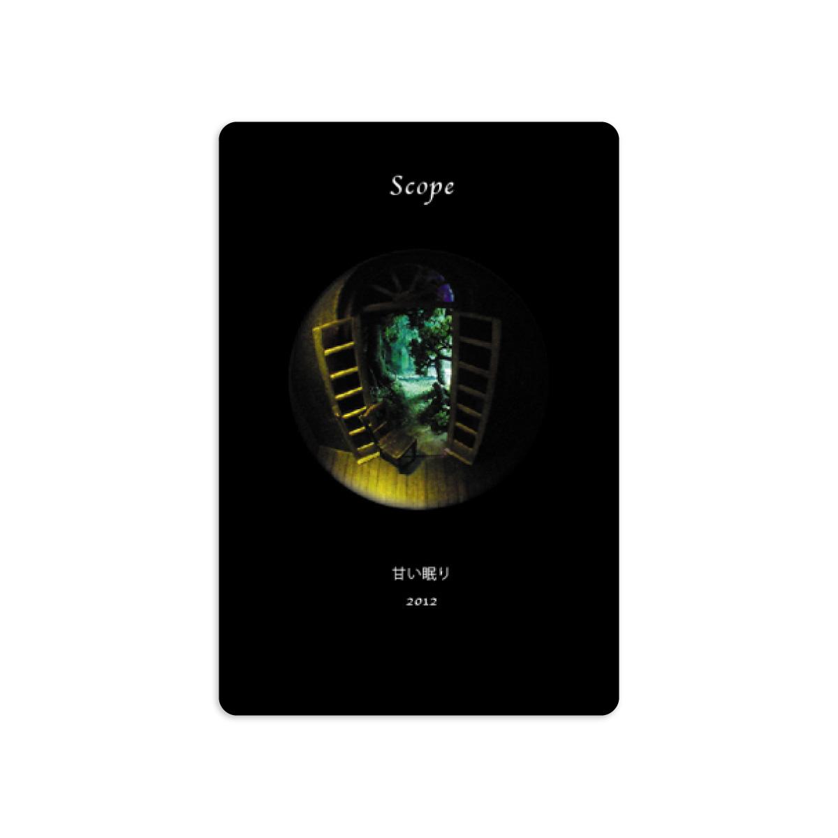 桑原弘明 Scope ポストカードセット2012