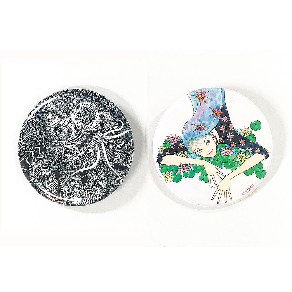 伊藤潤二 缶バッジセットB, ITO Junji Can Badge Set B
