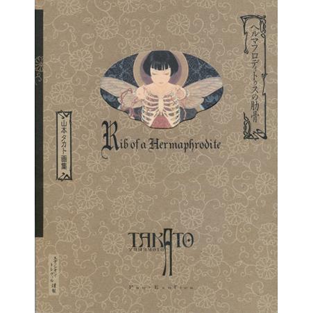 山本タカト画集 ヘルマフロディトゥスの肋骨